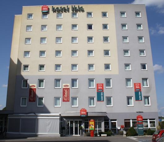 Ibis-Hotel Luxemburg Süd
