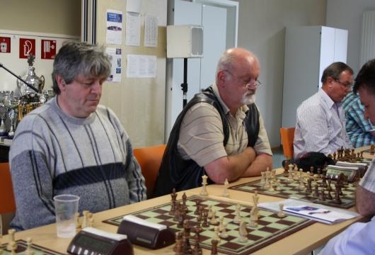 Peter Trzaska, Dieter Evertz und Werner Scheibe