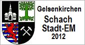 Stadtmeisterschaft Gelsenkirchen 2012