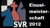 Einzelmeisterschaft 2012 des SV Ruhrgebiet