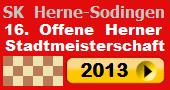 16. Offene Herner Stadtmeisterschaft