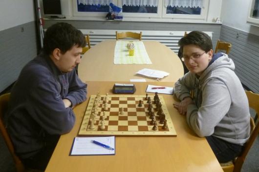 Ilja Ozerov gegen Stefan Wickenfeld