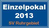 Einzelpokal des SV Ruhrgebiet