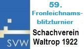 59. Fronleichnamsblitzturnier des SV Waltrop